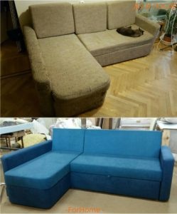 Перетяжка дивана киев (101)