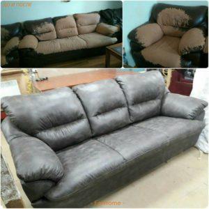 Перетяжка дивана киев (14)