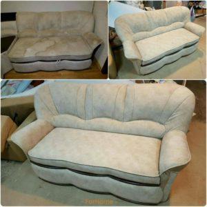 Перетяжка дивана киев (18)