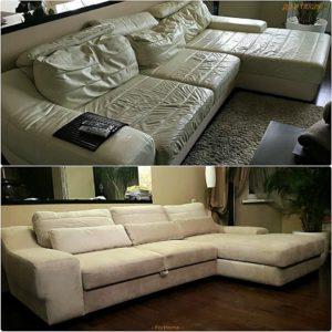 Перетяжка дивана киев (34)