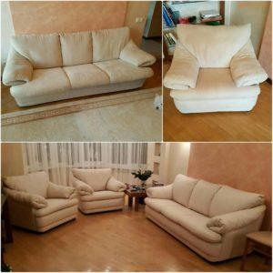 Перетяжка дивана киев (39)