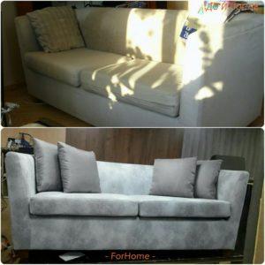 Перетяжка дивана киев (4)