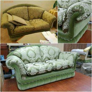 Перетяжка дивана киев (44)
