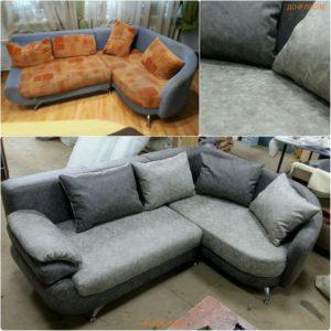 Перетяжка дивана киев (47)