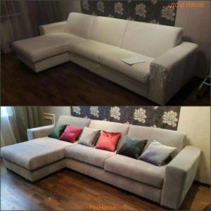 Перетяжка дивана киев (49)