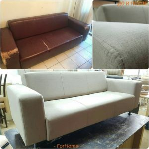 Перетяжка дивана киев (5)