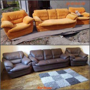 Перетяжка дивана киев (50)