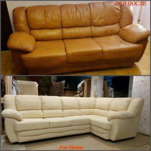 Перетяжка дивана киев (51)