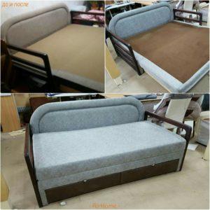 Перетяжка дивана киев (60)