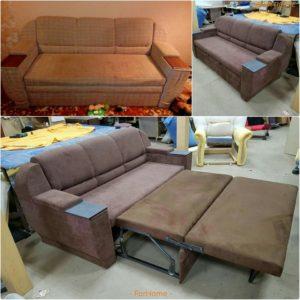 Перетяжка дивана киев (62)