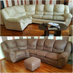 Перетяжка дивана киев (72)