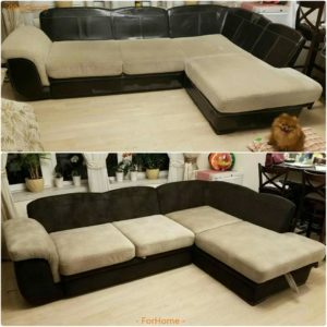 Перетяжка дивана киев (74)