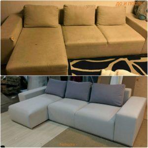 Перетяжка дивана киев (75)