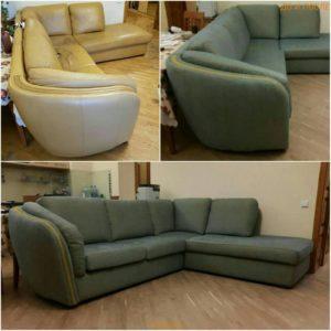 Перетяжка дивана киев (76)
