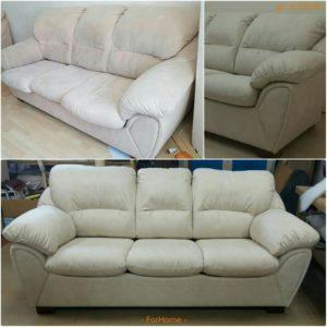 Перетяжка дивана киев (82)