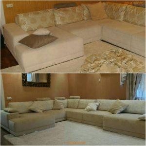 Перетяжка дивана киев (86)