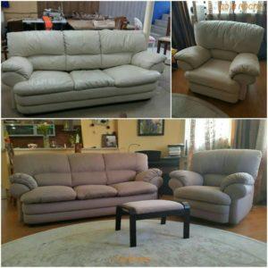 Перетяжка дивана киев (90)