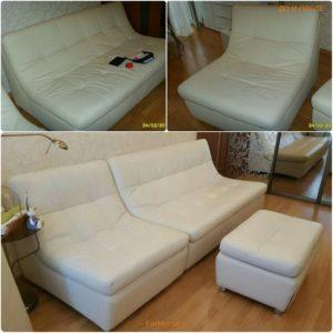 Перетяжка дивана киев (92)