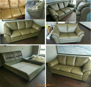 Перетяжка дивана киев (96)