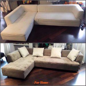 Перетяжка дивана киев (99)