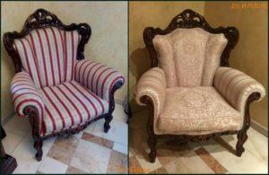 перетяжка кресла киев (19)