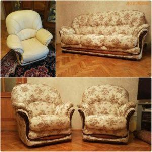 перетяжка кресла киев (8)