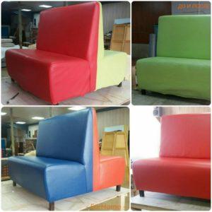 перетяжка мебели для заведения (4)