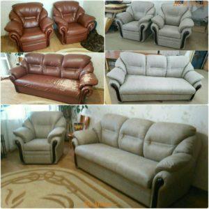 Перетяжка дивана киев 15jpg