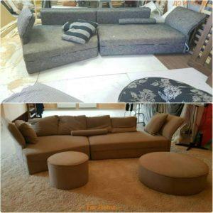 Перетяжка дивана киев 17jpg