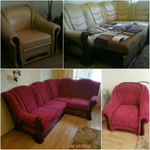 Перетяжка дивана киев 19jpg