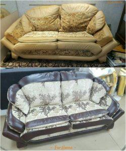 Перетяжка дивана киев 3