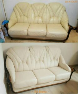 Перетяжка дивана киев 7